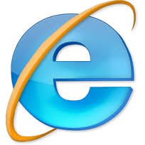 An icon of Internet Explorer
