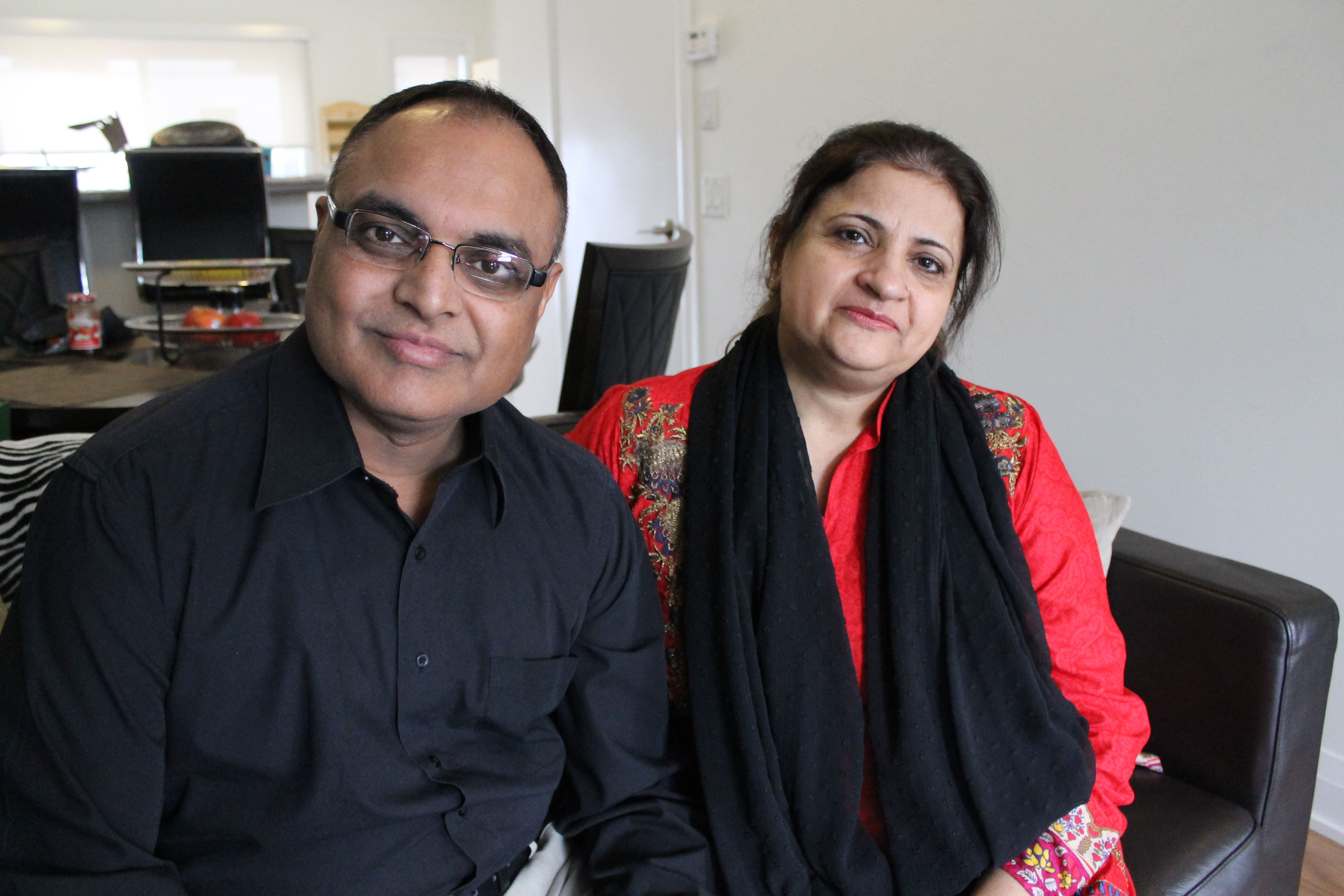 Waseem and his wife share how they plan to make their new house a home..