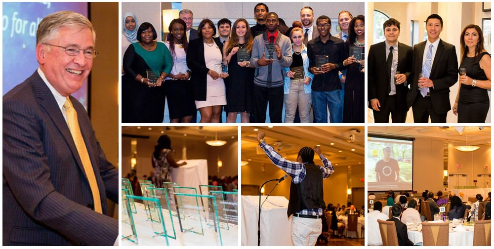 Images from the Limitless Heights scholarship gala.
