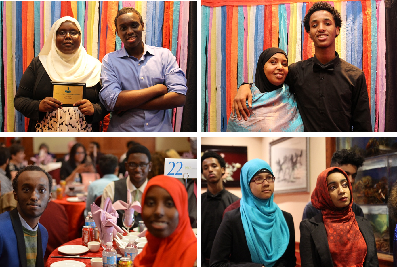 Students from across Toronto were recognized for the outstanding academic achievements and community service.