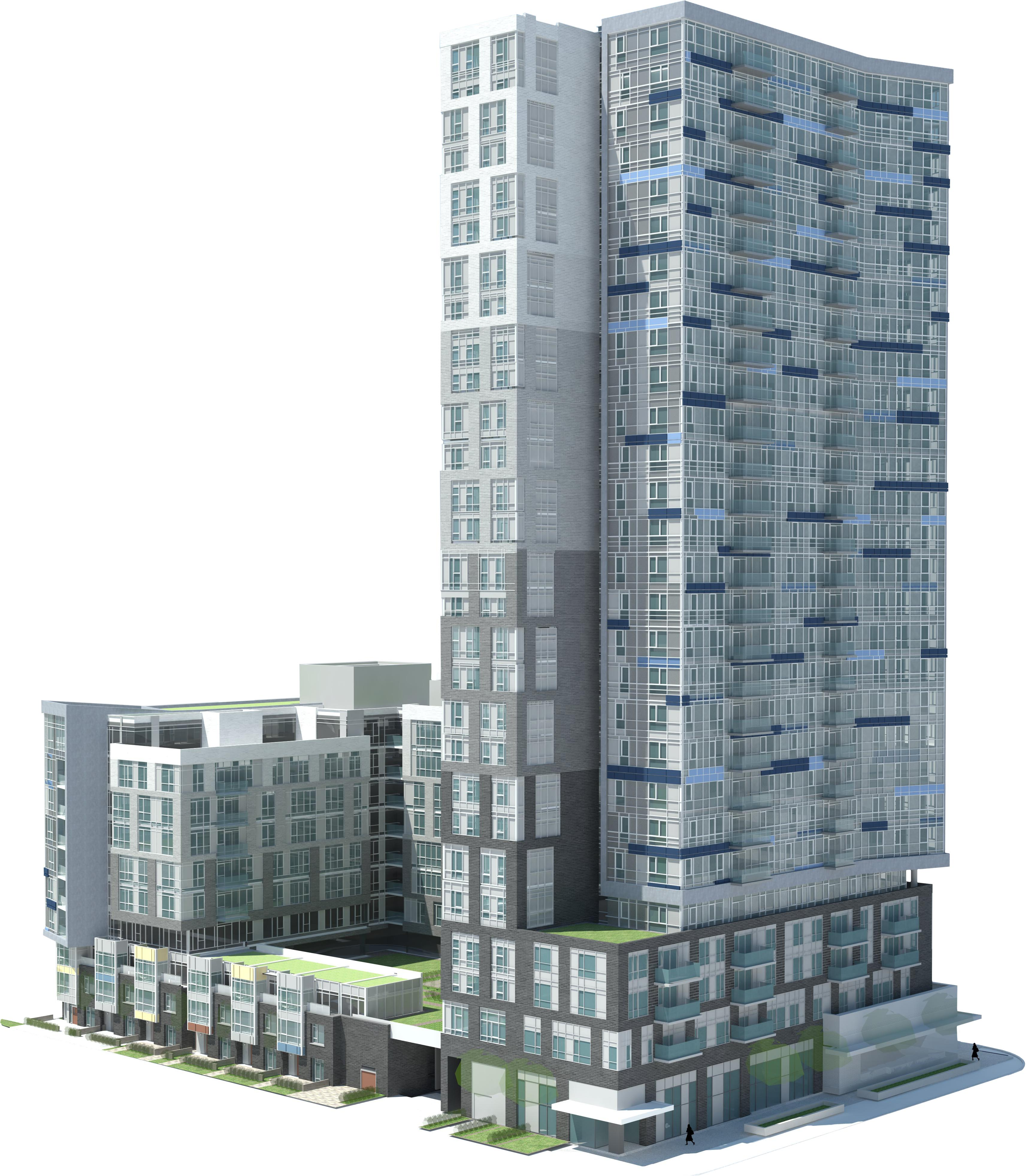 Toronto Apartments: New Buildings: Information And Selection Process