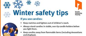 winter safety tip image