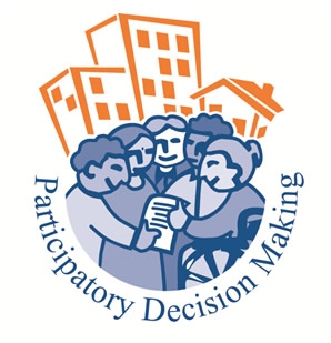The participatory budgeting logo